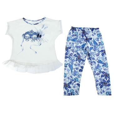 Комплект (футболка, бриджи) Baby Rose
