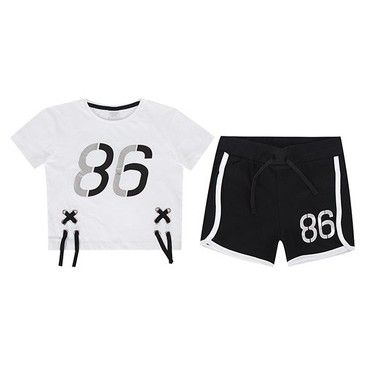 Комплект (футболка, шорты) Leader Kids