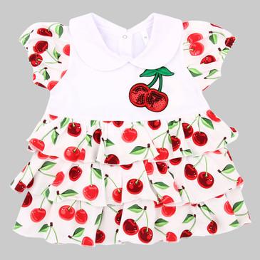 Платье Сладкая вишня Leader Kids