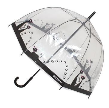 Зонт трость Кошачий рай Flioraj
