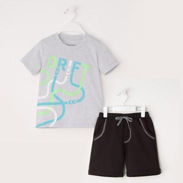 Комплект (футболка и шорты) Дрифт Kaftan