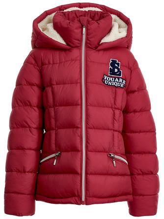 Куртка зимняя Звездопад Gulliver