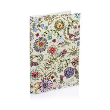 Обложка на паспорт Цветное настроение  Eshemoda