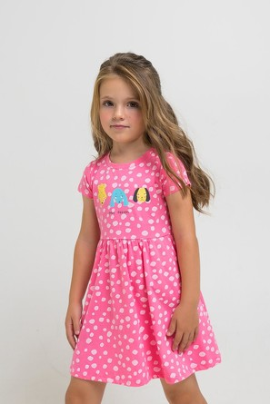 Платье №1264 Таксы Crockid