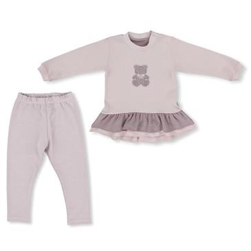 Комплект МиниМишки (кофточка и штанишки) LEO