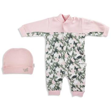 Комплект Саванна (комбинезон и шапочка) LEO
