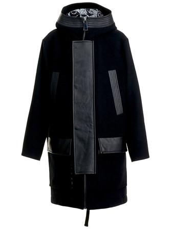 Пальто шерстяное Тотем Gulliver