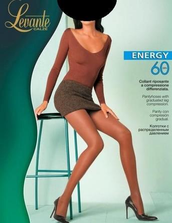 Колготки Energy 60 den (2 шт.) Levante