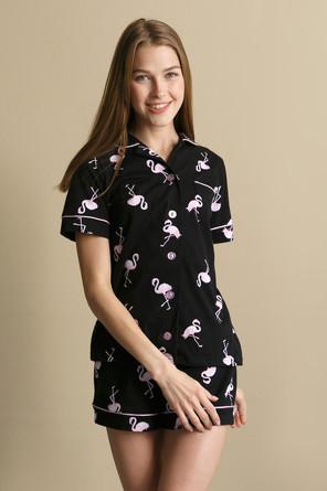 Сорочка Фламинго Minaku