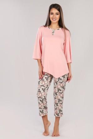 Пижама (кофта, укороченные брюки) Dianida