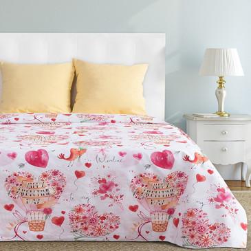 Комплект постельного белья Valentine's day, бязь Этель