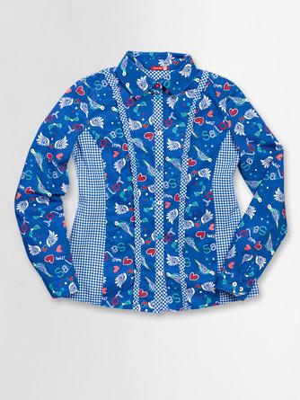 Блузка для девочек Pelican