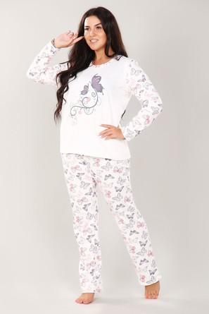 Пижама (брюки, кофта) Dianida