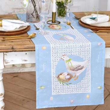 Дорожка на стол Пасхальные радости Этель