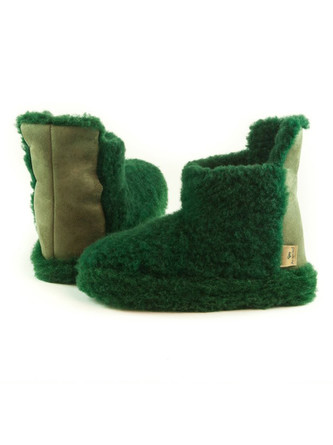 Тапочки Aggy Wool Alwero