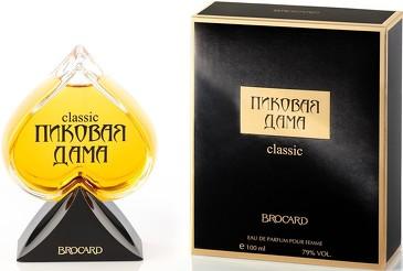Парфюмированная вода для женщин Пиковая Дама Классик Brocard