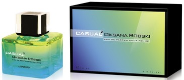 Парфюмированная вода для женщин Оксана Робски Кэжуал 2 Brocard
