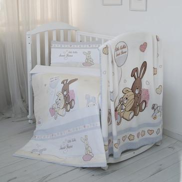 Комплект в кроватку Милый дом (4 пр.) Baby Nice