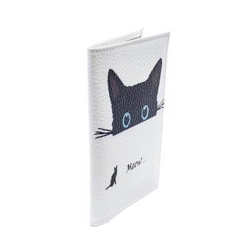 Обложка на паспорт Meow Eshemoda