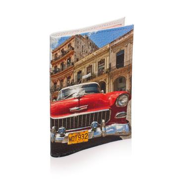 Обложка на паспорт Куба Eshemoda