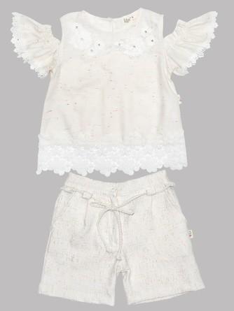 Комплект (топ и шорты) Lilax