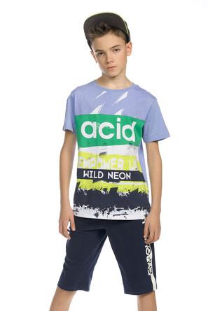 Комплект (футболка и бриджи) Tropic neon Pelican
