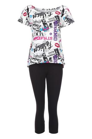 Комплект (футболка и лосины) Веста