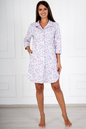 Платье-рубашка Роза Элиза