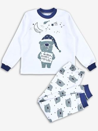 Пижама Потапыч Веселый малыш