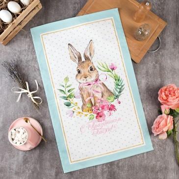 Полотенце Пасхальный кролик Этель