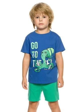 Комплект (футболка и шорты) Ocean emotion Pelican