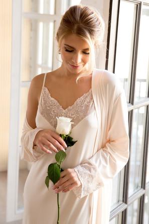 Халат Домашний Rose&Petal Homewear
