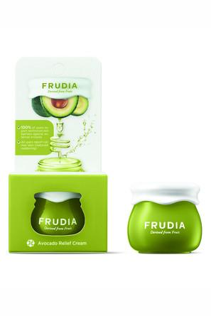 Восстанавливающий крем с авокадо (миниатюра) Frudia