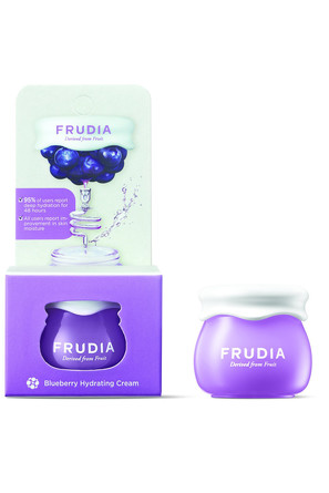 Интенсивно Увлажняющий крем с черникой (миниатюра) Frudia