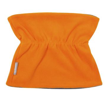 Снуд флисовый Огненный апельсин Bambinizon