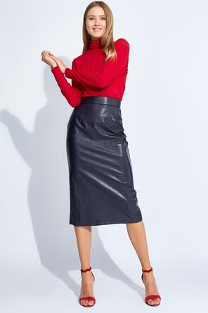 Юбка Leather look Minaku