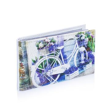 Визитница Велосипед-клумба 1 Eshemoda