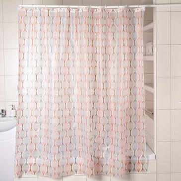 Штора для ванной Капли Доляна