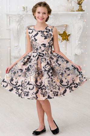 Платье Орхидея Красавушка
