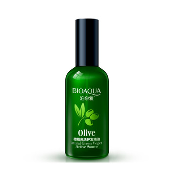 Масло д/волос с экстрактом оливы BioAqua