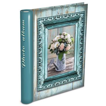 Фотоальбом 30 магнитных листов 23х28см Delicate flowers Pioneer