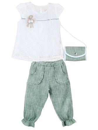 Комплект (топ, брюки и сумка) Lilax