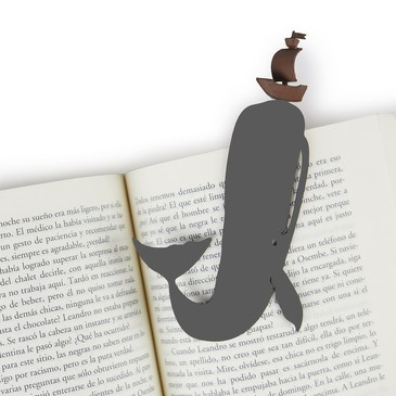 Закладка для книг Moby Dick Balvi