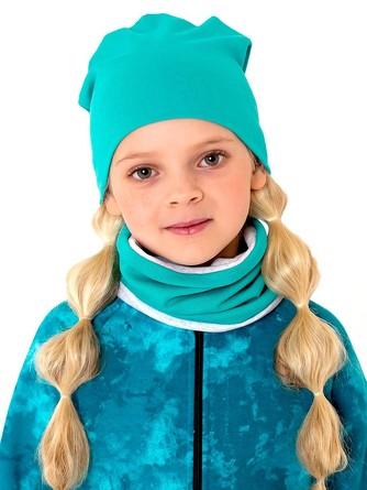 Комплект (шапка и снуд) Дашенька