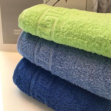 Комплект махровых полотенец для рук Летний 3 шт. TM Textile