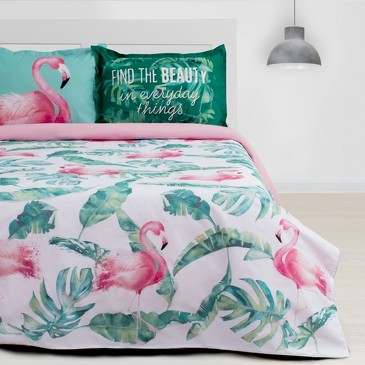 Комплект постельного белья Фламинго Этель