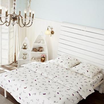 Комплект постельного белья Бабочка TM Textile