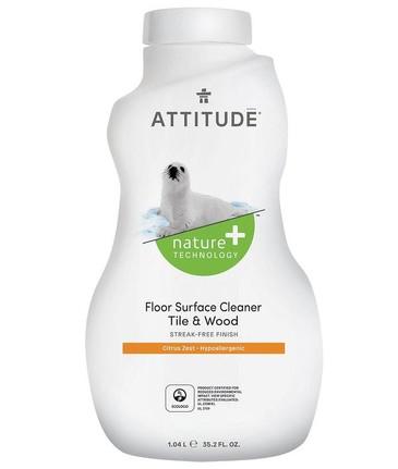 Средство для мытья полов (1,05 л) Attitude