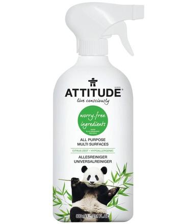 Очиститель поверхностей универсальный (800 мл) Attitude