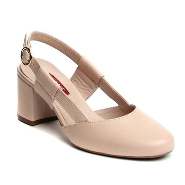 Туфли открытые на каблуке Milana
